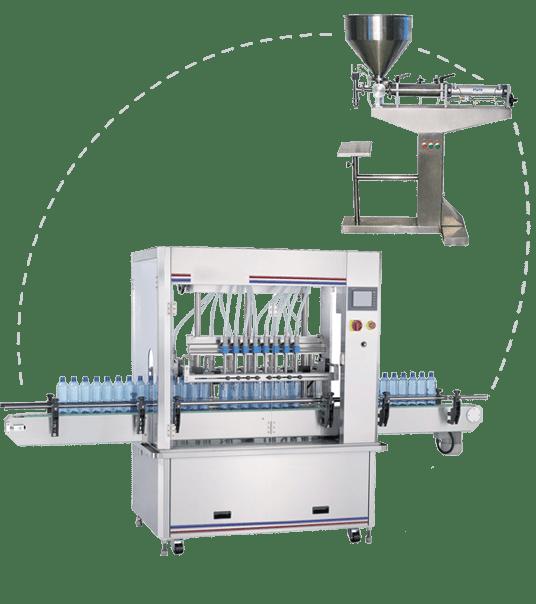 מכונות מילוי